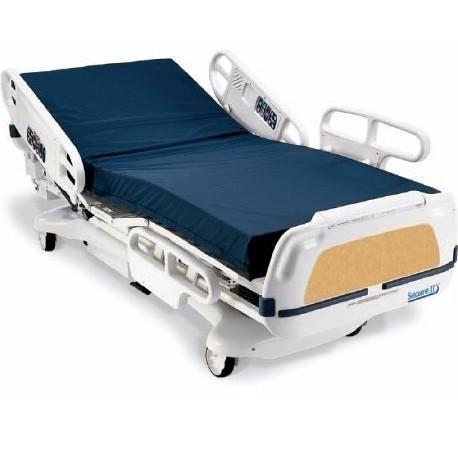 Stryker Secure Ii Hospital Bed Refurbished With Images Hospital Bed Bed Beds For Sale