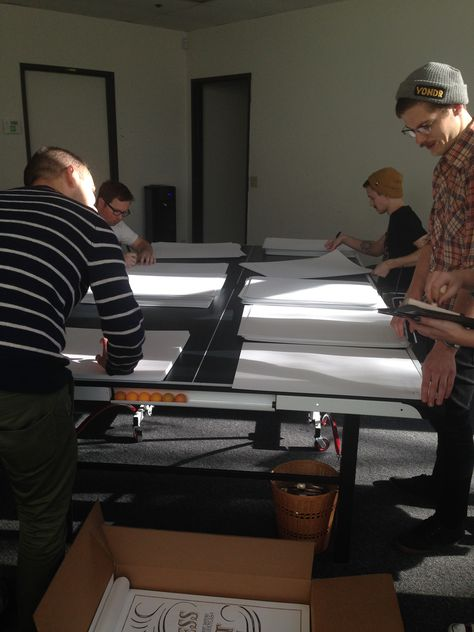 Guess what our artists are doing today? They're signing YOUR prints! Get any of our limited edition Martin Luther King Jr. posters and you'll find the autograph of Brian, Zach, Sean, or Nathan on the back  Signed with love --> http://www.sevenly.org/?cid=SEVPinterestSevenly