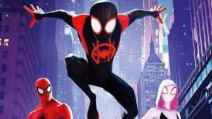 Cómo Quieres Que Cuente Estrellas Spiderman Un Nuevo Universo 2018 Spiderman Spider Verse Black Widow Drawing