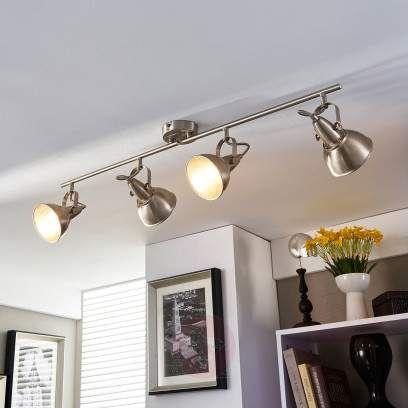 4 Flammige Led Deckenleuchte Ebbi Easydim Kaufen Lampenwelt De Deckenlampe Kuchenlampen Lampe