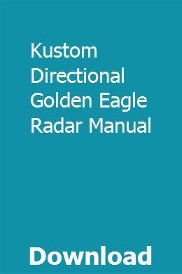 Kustom golden eagle – ka band – pb electronics.
