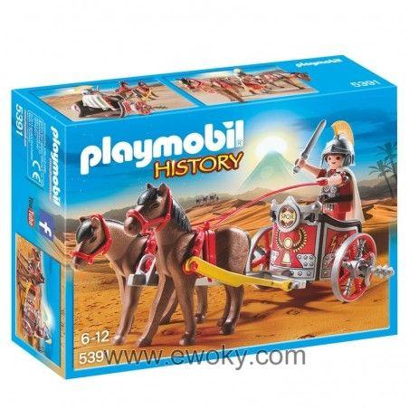 Https Www Ewoky Com Es 55011 Cuadriga Romana Playmobil History Playmobil Tienda Friki Munecos Figuras Funko Pop Espana Madri Playmobil Cuadriga Figuras Funko