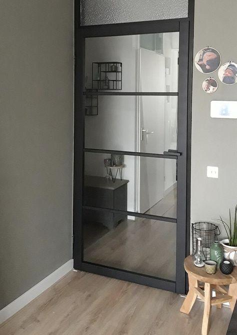 Binnendeur Met Glas Gamma.Deur Charlie Verkrijgbaar Bij Gamma Karwei In 2019 Huis