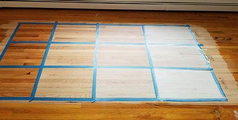 Bleach Duraseal White Wash Stain On Red Oak Red Oak Hardwood Floors Red Oak Hardwood Red Oak Floors