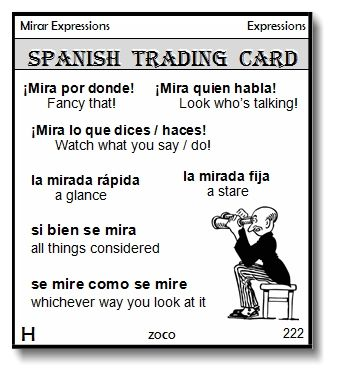 29 best Foreign Languages images on Pinterest Card games, Free - sample trading card