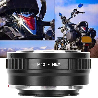 Fikaz M42 Nex Camera Lens Adapter Ring For M42 Mount To For Sony E Mount Camera Ebay In 2020 Camera Lens Sony E Mount Canon Lens