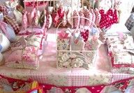 craft fair secrets - how to make a great craft fair displays - many other helpful links found here too