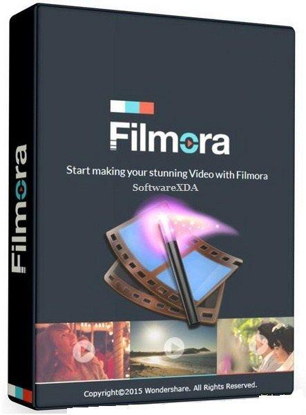 Download Free Wondershare Filmora 8 5 1 4 Crack With Serial