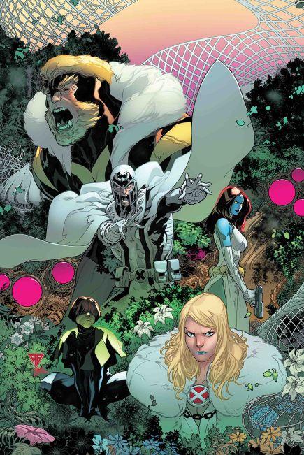 House Of X 2 Powers Of X 2 Ken Brosky Author Marvel Comics Art Comic Books Art Marvel Comics