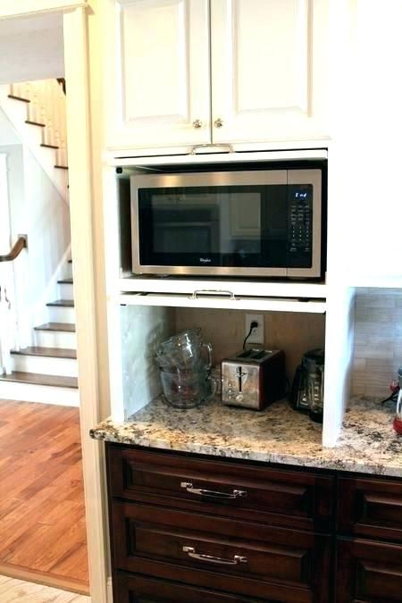 Built In Microwave Cabinet Kitchen Cabinets With Microwave Kitchen Cabinet With Microwave Shelf Built In Microwave Cabinet Microwave Cabinet Built In Microwave