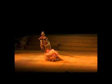 Kimberly Miguel Mullen Performs Omolu Solo (Orixa of Healing:Disease)