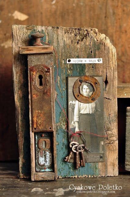 Pin By Sue Harris On Assemblage Wood Art Assemblage Art Driftwood Art