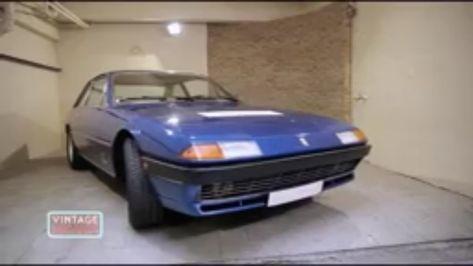 VINTAGE MECANIC Ferrari 400i S02E02 (RMC Découverte)
