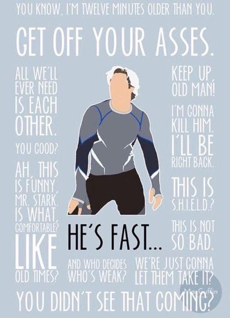~Avengers Imagines~ - Pietro Maximoff #1