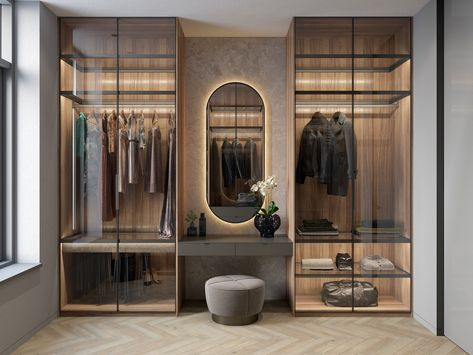 40 Walk In Wardrobes That Will Give You Deep Closet Envy Walk in wardrobes, luxurious dressing rooms, and custom closet systems. Featuring beautiful closet lighting insallations and closet organisation ideas.