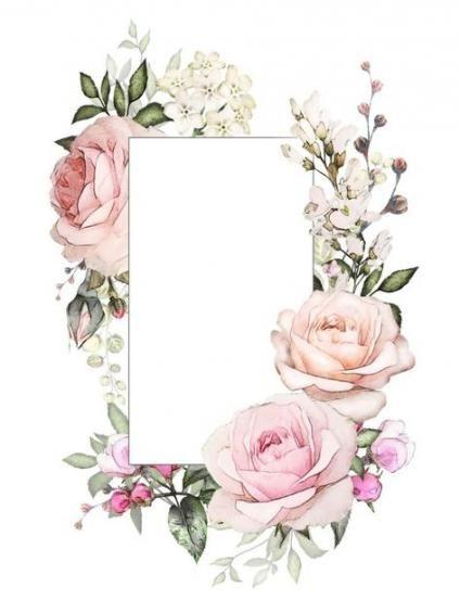 56 Ideas Wedding Card Illustration Design For 2019 Floral Cards Design Floral Cards Wedding Cards