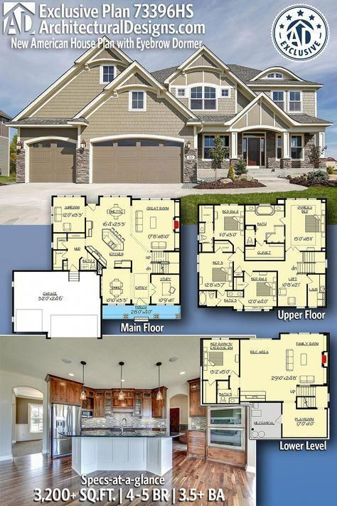 Navigate To The Original Website About Home Building Ideas Exclusive House Plan New House Plans House Blueprints