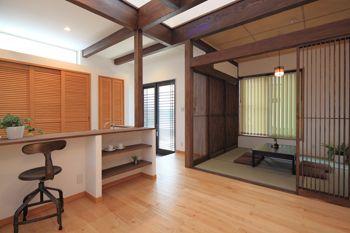 Suumo 30坪の和モダンな家に関する注文住宅 ハウスメーカー 工務