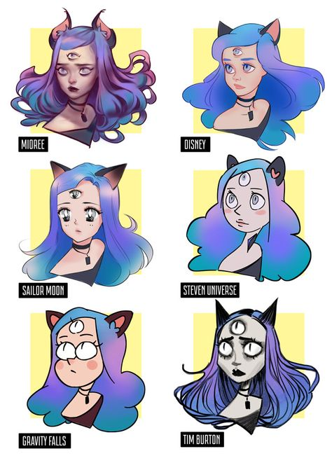 Style Meme, Mioree . on ArtStation at https://www.artstation.com/artwork/EZ1Y4