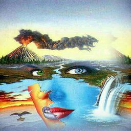 Air, Earth, Fire, and Water