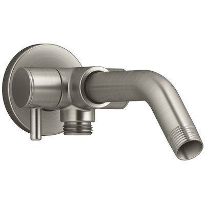 Kohler Showerarm With 3 Way Diverter Finish Brushed Nickel