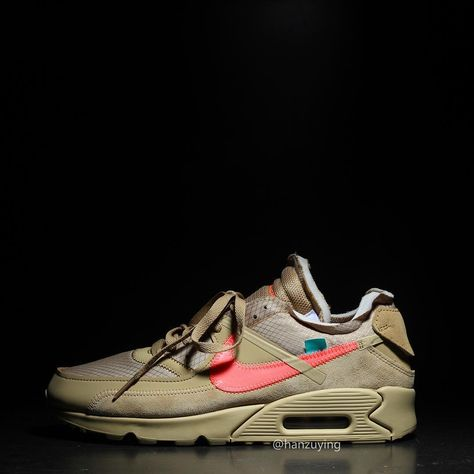 separation shoes 92eb1 9c0a4 Your Best Look at the Off-White™ x Nike Air Max 90