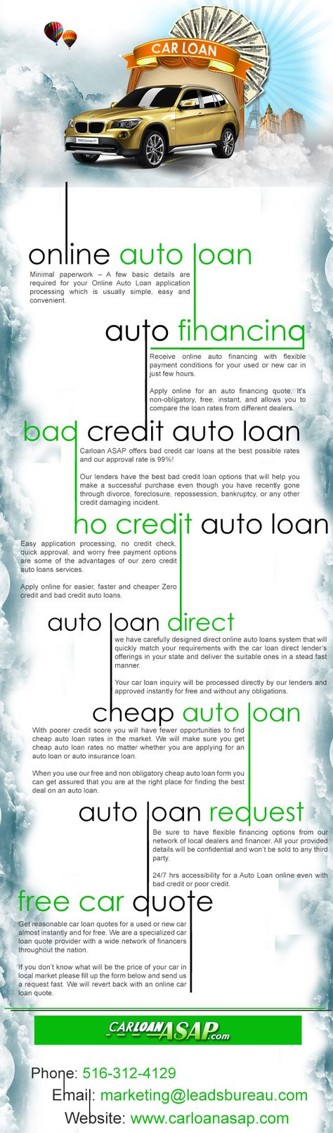 12 best Online Auto Loan Infographics images on Pinterest - auto loan calculator