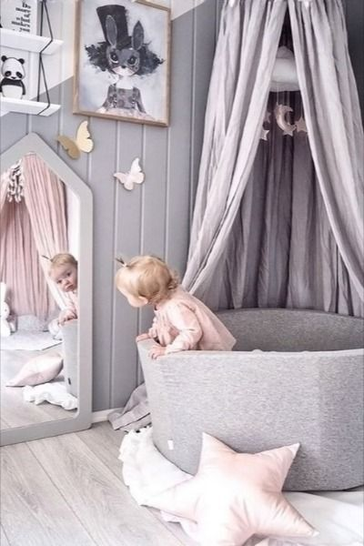 7 High End Nursery Decors To Inspire You Today Baby Room Colors