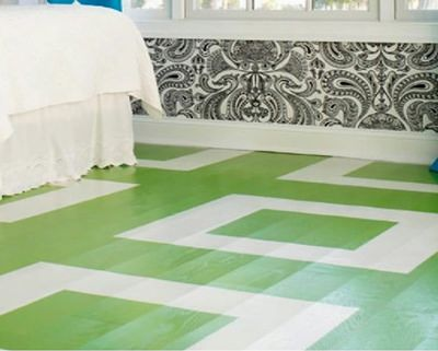 Painted Wood Floors, Everything You Need To Know