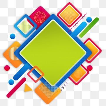 Geometric Shapes Colorful Square Shapes Png Abstract Geometric Shapes Memphis Style Pack Of Geometric Shapes Png Transparent Clipart Image And Psd File For F Geometric Shapes Geometric Geometric Background