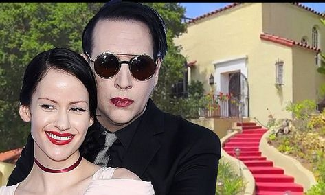 Marilyn Manson reveals he has sex a day but won't remove underwear