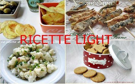 Ricette light blog la cucina di asi pinterest ricette ricette