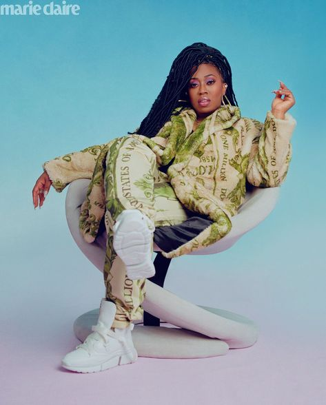 Missy Elliot Marie Claire August 2019