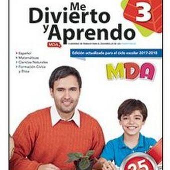 , Libro De Me Divierto Y Aprendo 5 Grado, Carles Pen, Carles Pen