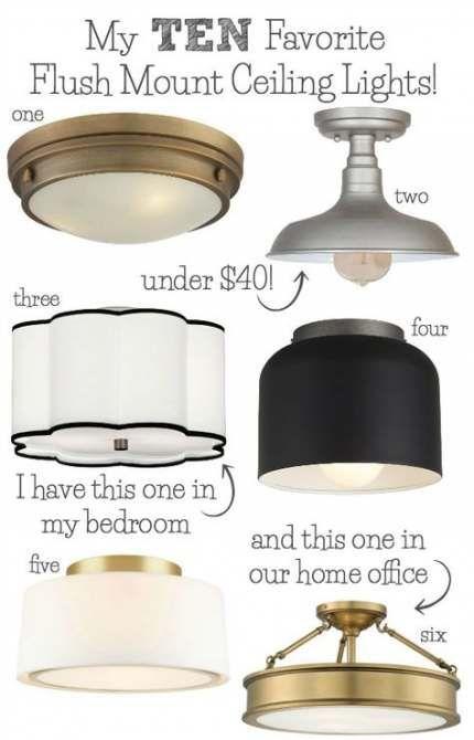 Best Hallway Lighting Fixtures Flush Closet Ideas Lighting