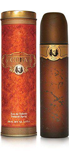 Affiliate Cuba Gold By Cuba 3 30 Ounce Men Perfume Luxury Perfume Perfume Design