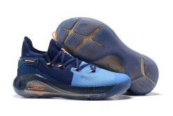 Soplar claramente compañerismo  Under Armour Curry 6 dark sky blue Men's Sportswear Basketball Shoes |  Yonex badminton shoes, Sportswear basketball, Badminton shoes
