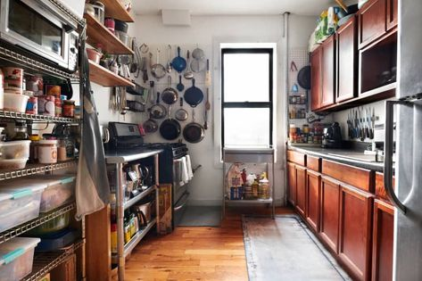 Credit: Jason Rampe Credit: Jason RampeAt the beginning of quarantine, lots of us (myself included) were forced to figure out how to do our jobs from our homes. For many, that meant finding a comfy chair-and-desk combo. Maybe getting a better task light or improving a super-slow internet connection. For me, life at home meant figuring out how to make my kitchen more functional. See, as a food editor, my job includes cooking, writing, and styling recipes. And in mid-March, I realized that, with m