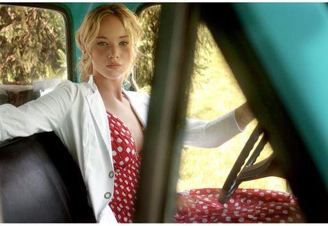 Jennifer Lawrence's Teen Modeling Photos