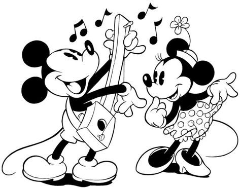 23 Quizzes For Anyone Who Loves Disney Mickey Mouse Coloring Pages Mickey Mouse Cartoon Disney Cartoon Characters