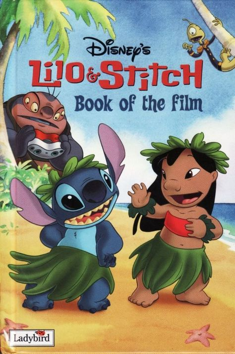 Lilo And Stitch Ladybird Book Disney Series Gloss Hardback 2002 In 2020 Ladybird Books Lilo Stitch Books