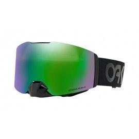 48383f4d2a Oakley Fall Line PRIZM Snow Goggle Factory Pilot Blackout Frame   Prizm Snow  Jade Iridium Lens (Asia Fit)