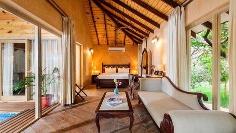 Resort Aura Spa Retreat, Panaji