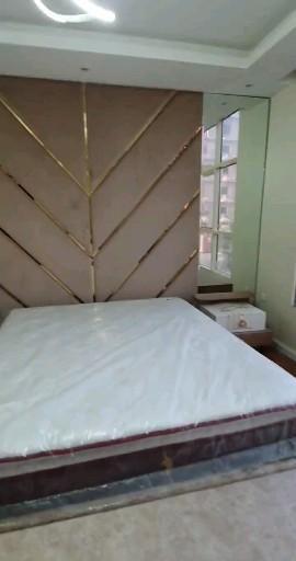 خلفية سرير نوم خلفيةسرير هيدبورد خلفية سرير نوم مودر خلفيات سرير اشكال خلفية سرير هيدبورد0535711713 Video Bed Headboard Design Home Room Design Sleeping Room
