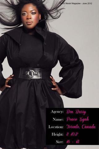 edgy plus size fashion #edgyplussizefashion | Plus-Size