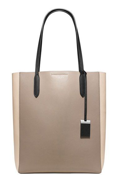 c4f8128d12db Michael Kors 'Large Eleanor - North South' Calfskin Leather Tote available  at #Nordstrom