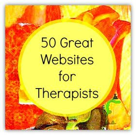 50 Great Websites for Counselling Therapists