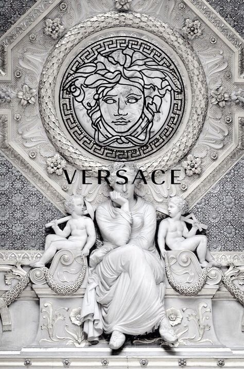 11 versaceideen  versace versace logo handy hintergrund