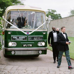 20 Personalized Wedding Ideas You Ll Want To Copy Wedding Transportation Transportation Wedding Book