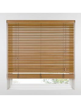 Made To Measure 35 Mm Wooden Venetian Blinds Tawny Width Up To 180cm 6ft In 2020 Venetian Blinds Wooden Blinds Made To Measure Blinds